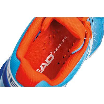 Head Nitro Pro Mens Tennis Shoes-Top View