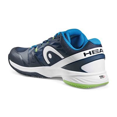 Head Nitro Pro Mens Tennis Shoes - Back