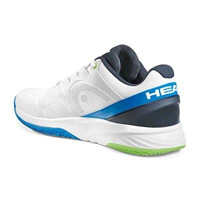 Head Nitro Team Mens Tennis Shoes SS17 - Back