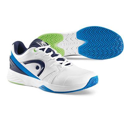 Head Nitro Team Mens Tennis Shoes SS17
