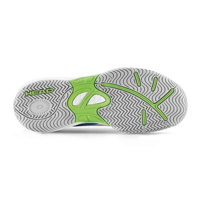 Head Nitro Velcro Kids Tennis Shoes - Sole