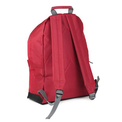 Head Nyx Backpack - Red - Back View