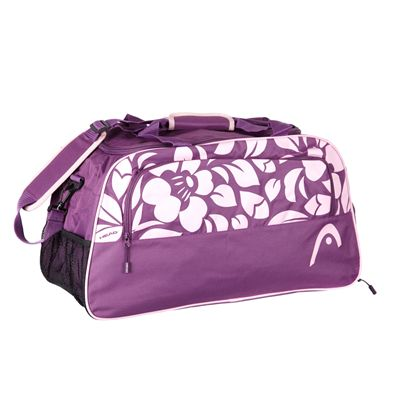 Head Orchid Holdall Image - Lilac