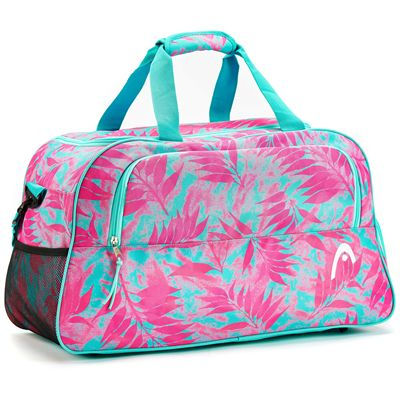 Head Palm Print Holdall