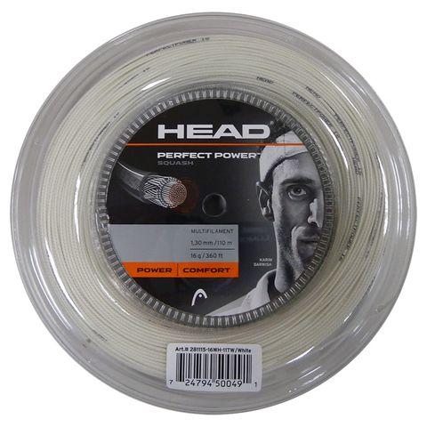 Head Perfect Power 16 Squash String - 110m Reel