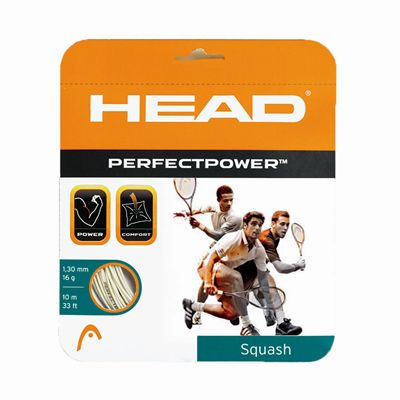 Head Perfectpower 1.30mm Squash String Set