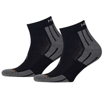 Head Performance Quarter Socks - Pack of 3 - Black