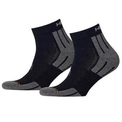 Head Performance Quarter Socks - Pack of 3 - Black