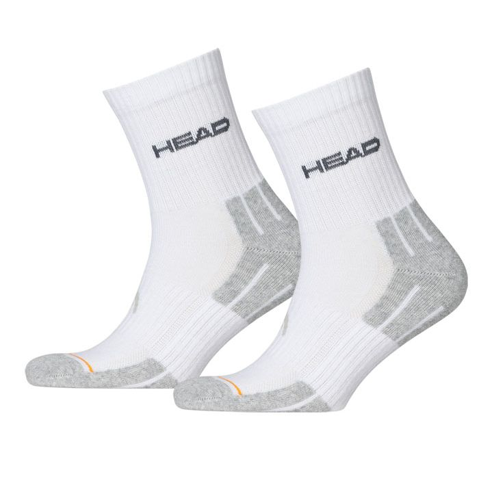 Head Performance Short Crew Socks 3 Pair Pack