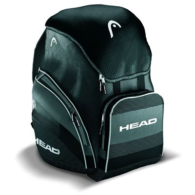 Head Prestige Swim Backpack Black Black