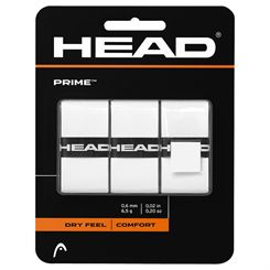 Head Prime Overgrip - Pack of 3