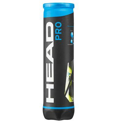 Head Pro Tennis Balls - 12 Dozen - Tube