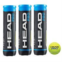 Head Pro Tennis Balls - 1 Dozen