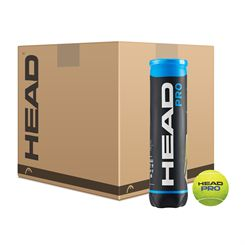 Head Pro Tennis Balls - 6 Dozen