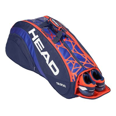 Head Radical Monstercombi 12 Racket Bag AW17 - Shoes Compartment