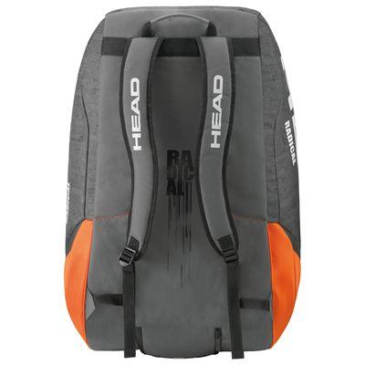 Head Radical Monstercombi 12 Racket Bag - Back View