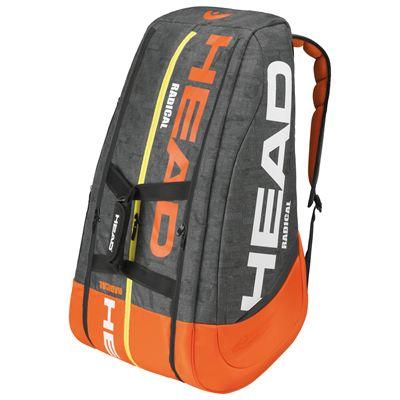Head Radical Monstercombi 12 Racket Bag - Vertical View