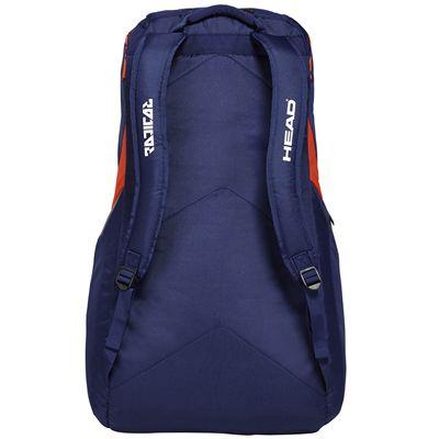 Head Radical Monstercombi 12 Racket Bag - Back