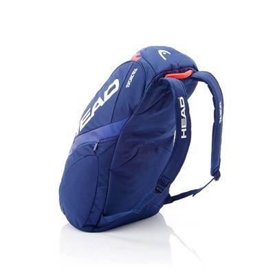 Head Radical Supercombi 9 Racket Bag AW17 - Back