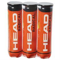 Head Radical Tennis Balls - 1 Dozen