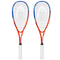 Head Radical Ti. Junior Squash Racket Double Pack