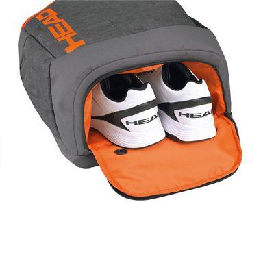 Head Rebel Backpack Detail