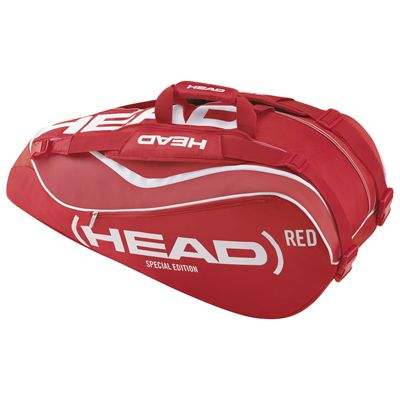 Head Red Combi Special Edition 6 Racket Bag