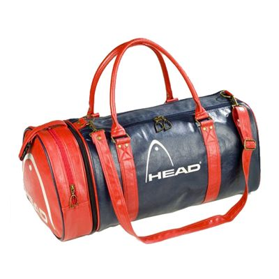 Head Retro Monte Carlo Holdall-Navy/Red