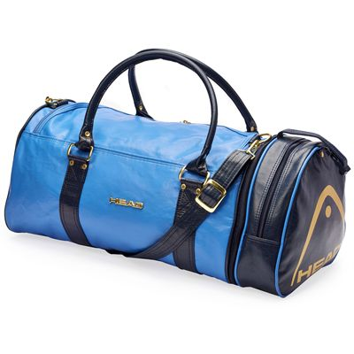 Head Retro Monte Carlo Holdall - Navy/Gold