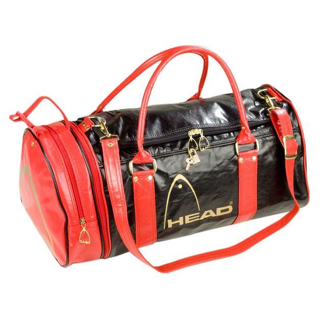 Head Tennis Bag >> Head Retro Monte Carlo Holdall - Sweatband.com