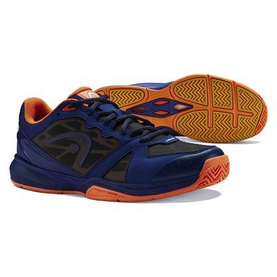 Head Revolt Indoor Court Shoes AW18Head Revolt Indoor Court Shoes AW18