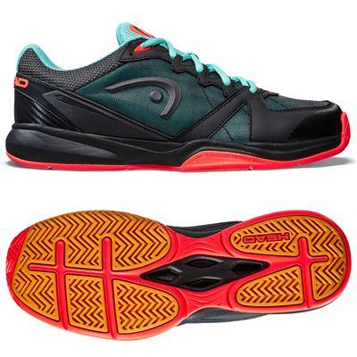 Head Revolt Mens Indoor Court Shoes AW20