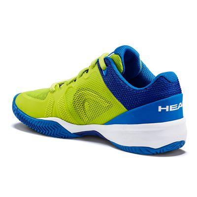 Head Revolt Pro 2.5 Junior Tennis Shoes - Back