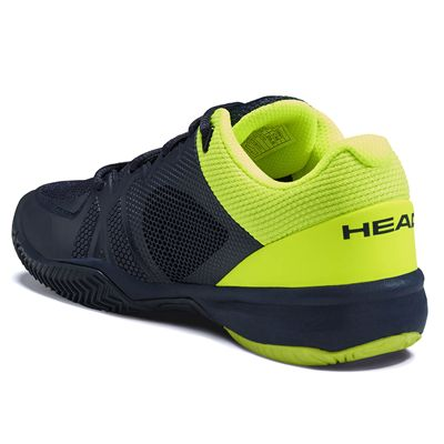 Head Revolt Pro 2.5 Junior Tennis Shoes SS19 - Back