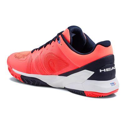 Head Revolt Pro 2.5 Ladies Tennis Shoes - Back