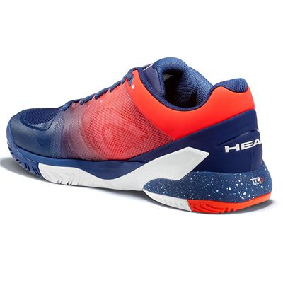 Head Revolt Pro 2.5 Mens Tennis Shoes - Back