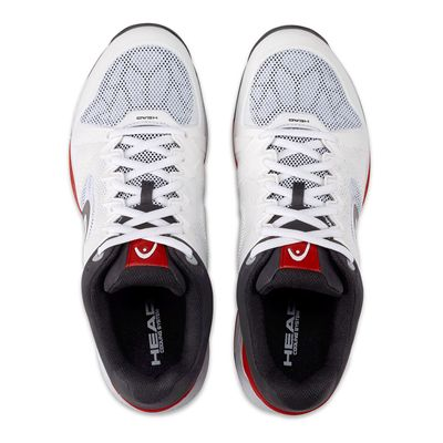 Head Revolt Pro 2.5 Mens Tennis ShoesHead Revolt Pro 2.5 Mens Tennis Shoes - White - Above