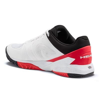 Head Revolt Pro 2.5 Mens Tennis ShoesHead Revolt Pro 2.5 Mens Tennis Shoes - White - Angled