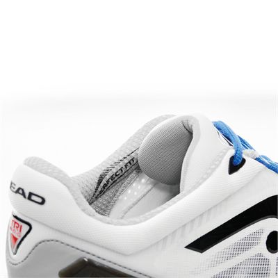 Head Revolt Pro Mens Tennis Shoes-Blue-White-Inside