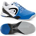 Head Revolt Pro Mens Tennis Shoes-Blue-White