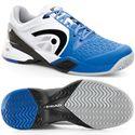 Head Revolt Pro Mens Tennis Shoes-Blue-White