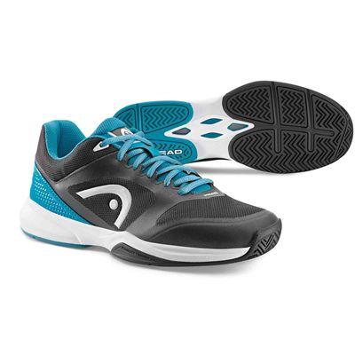 Head Revolt Team 2.0 Mens Tennis Shoes