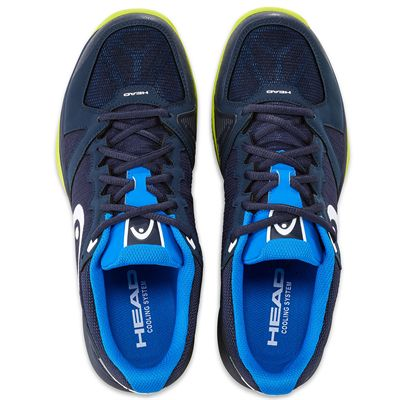 Head Revolt Team 2.5 Mens Tennis Shoes - Above