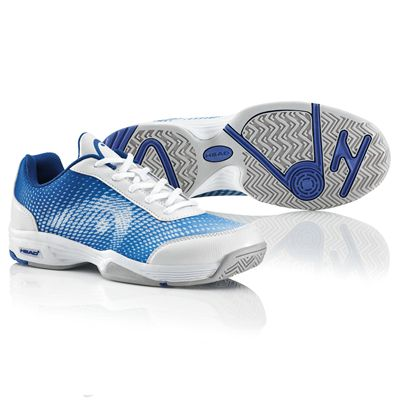 Head Sensor Court Ladies Tennis Shoes