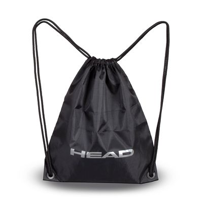 Head Sling Bag - Black