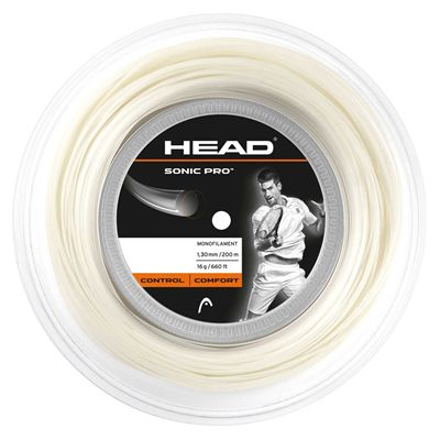 Head Sonic Pro 1.30mm String - 200m - White