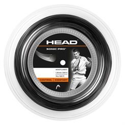 Head Sonic Pro 1.30mm Tennis String - 200m Reel