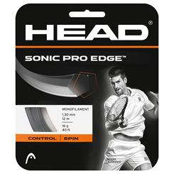 Head Sonic Pro Edge 1.30mm Tennis String Set