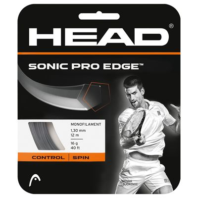 Head Sonic Pro Edge 1.30mm Tennis String Set Main Image