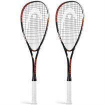Head Spark Edge Squash Racket Double Pack